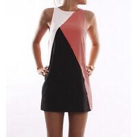 New Sexy Women Summer Casual Mini Dress Sleeveless Long Top Party Beach Sundress