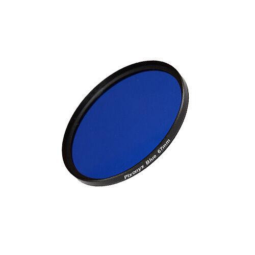 Filtros de color pixonyx azul filtro filterbox aspecto visual-filtro Blue 67mm