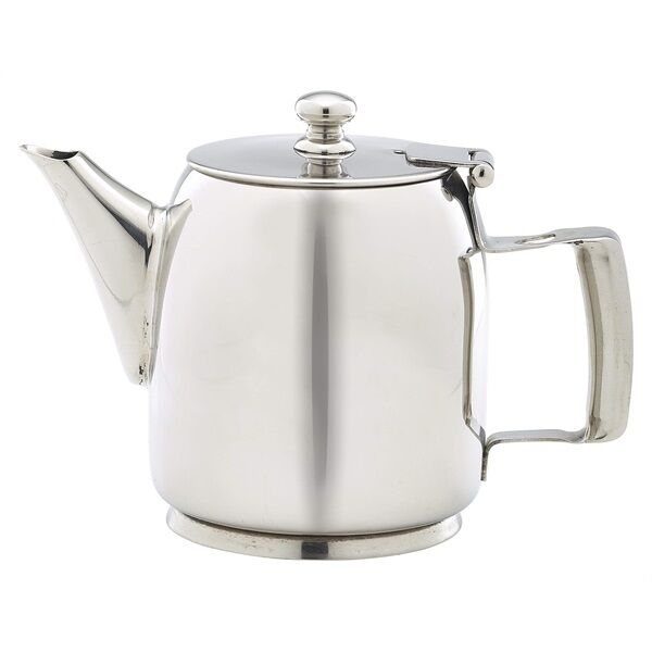 Premier Coffeepot 100cl 32oz Stainless Steel Restaurant Cafe Hot Water Catering
