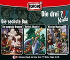 Die drei ??? Kids 3er Box 06. Folgen 16-18 (drei Fragezeichen) 3 CDs (2015)