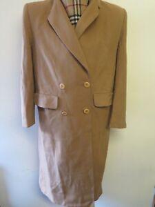12 Details 40 Wool Zu Burberry Vintage Raincoat Coat Prorsum Uk Trenchcoat Euro Genuine jALRc534q