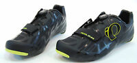 Pearl Izumi Race Road Iv Boa Cycling Shoes, Black/lime Punch, Size 46 / 11.5