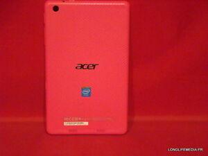 Acer Iconia One B1-730HD - Capot Cover plasturgie tablette - Pièce d'origine - France - État : Occasion : Objet ayant été utilisé. Objet présentant quelques marques d'usure superficielle, entirement opérationnel et fonctionnant correctement. Il peut s'agir d'un modle de démonstration ou d'un objet retourné en magasin aprs un - France