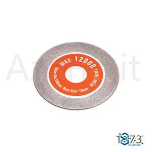 Responsable Disco Diamantato ø 100 X 20 Mm Taglio Vetro Ceramica Diamond Cutting Grinding