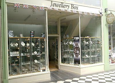 Jewellery Box Silver Jewellery