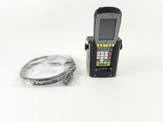 Psion Teklogix 7535 Scanner de Code Barres Mod. RA2020 Incl. Station HU1020 &