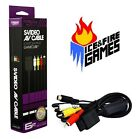 New S-Video A/V Cable for N64, GameCube & Super Nintendo SNES Systems