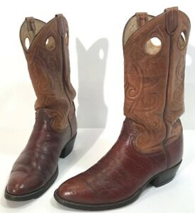 M Western Cowboy Boots Style 6363 - 485