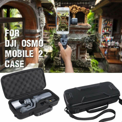 UK Stock Waterproof Shockproof Portable Hard Travel Case for DJI OSMO Mobile 2