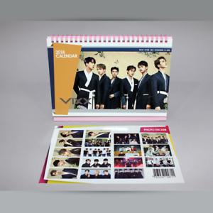 Details about VIXX 2018-2019 Photo Desk Calendar Korean KPOP Idol Sticker  Boys Hot Group Team