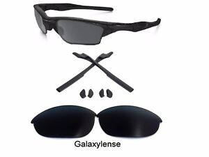 736a7e4690 Image is loading Galaxy-Replacement-Lenses-Rubber-Kits-For-Oakley-Half-