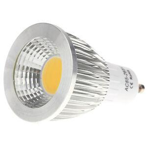 dl 5x gu10 7w cob led scheinwerfer leuchten lampen birnen hohe leistung energiee ebay. Black Bedroom Furniture Sets. Home Design Ideas