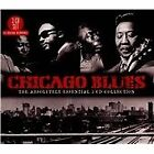Various Artists - Chicago Blues (The Absolutely Essential 3 CD Collection, 2012)