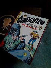 EC Comics Archive Gunfighter #1 Western Wild West Cowboys HC Excellent