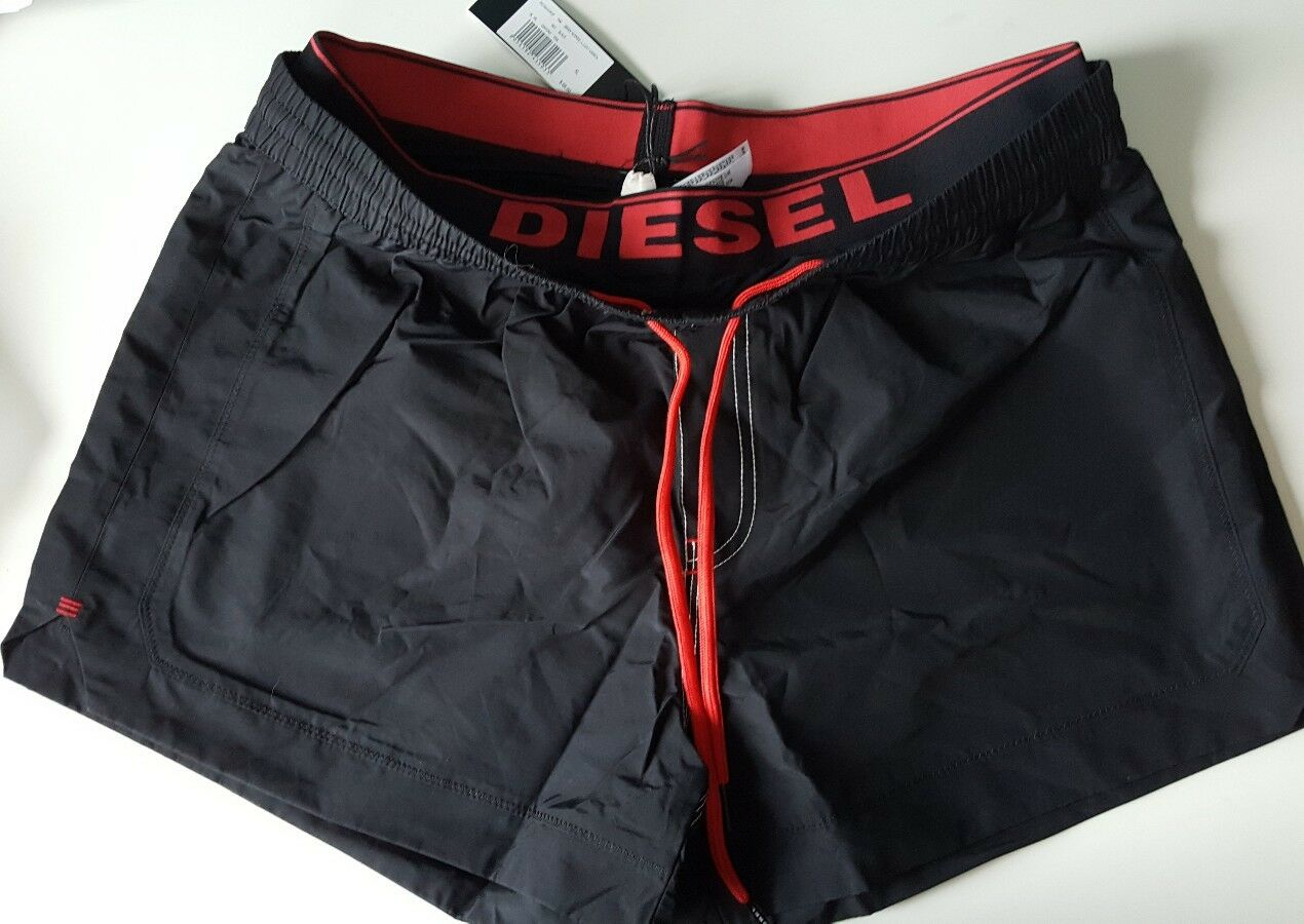 Diesel BMBX Seaside Mens Swimming Shorts Xl
