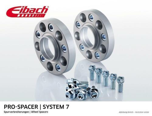 Porsche Macan Eibach Pro-Spacer ensanchamiento 50 mm 2 x 25 mm