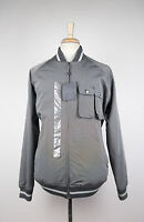 New. Alexander Mcqueen Gray Polyester Blend Rain Coat Jacket Size 54/44 R $1850 on sale