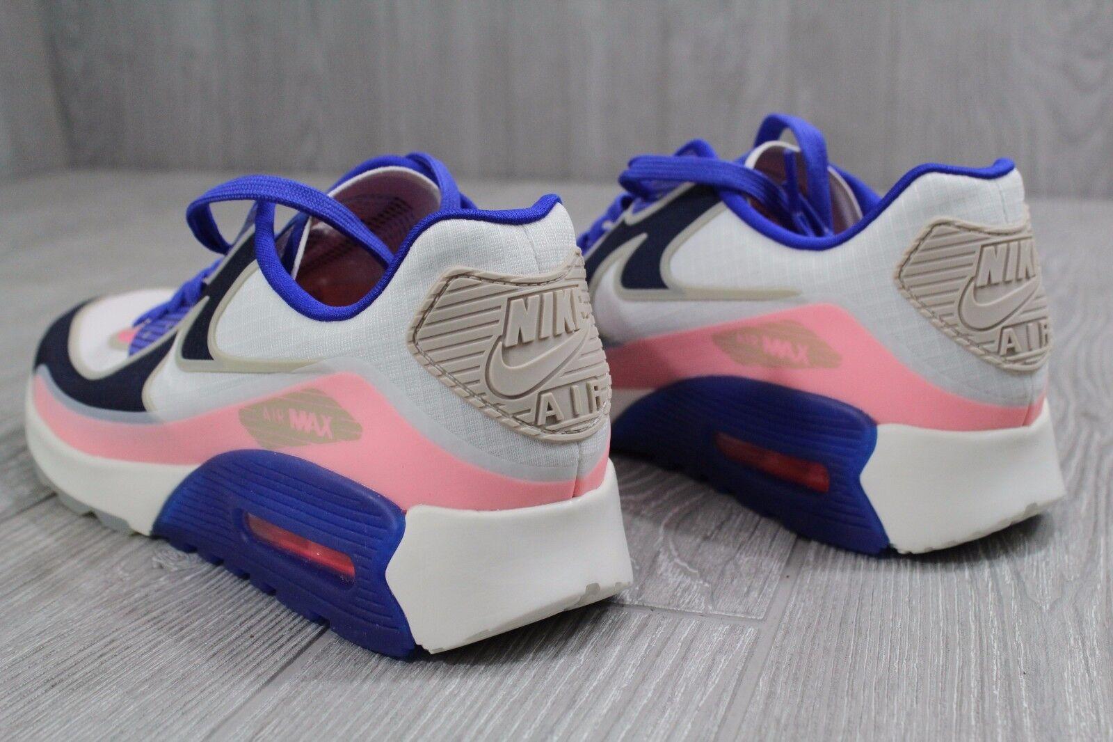pretty nice b9c0a 20285 ... 21 New Womens Nike Air Max 90 Ultra 2.0 2.0 2.0 SI Blue Running Shoes  881108 ...
