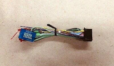 Pioneer AVIC-Z110BT AVIC-Z120BT AVIC-Z130BT AVIC-Z140BT POWER HARNESS OEM