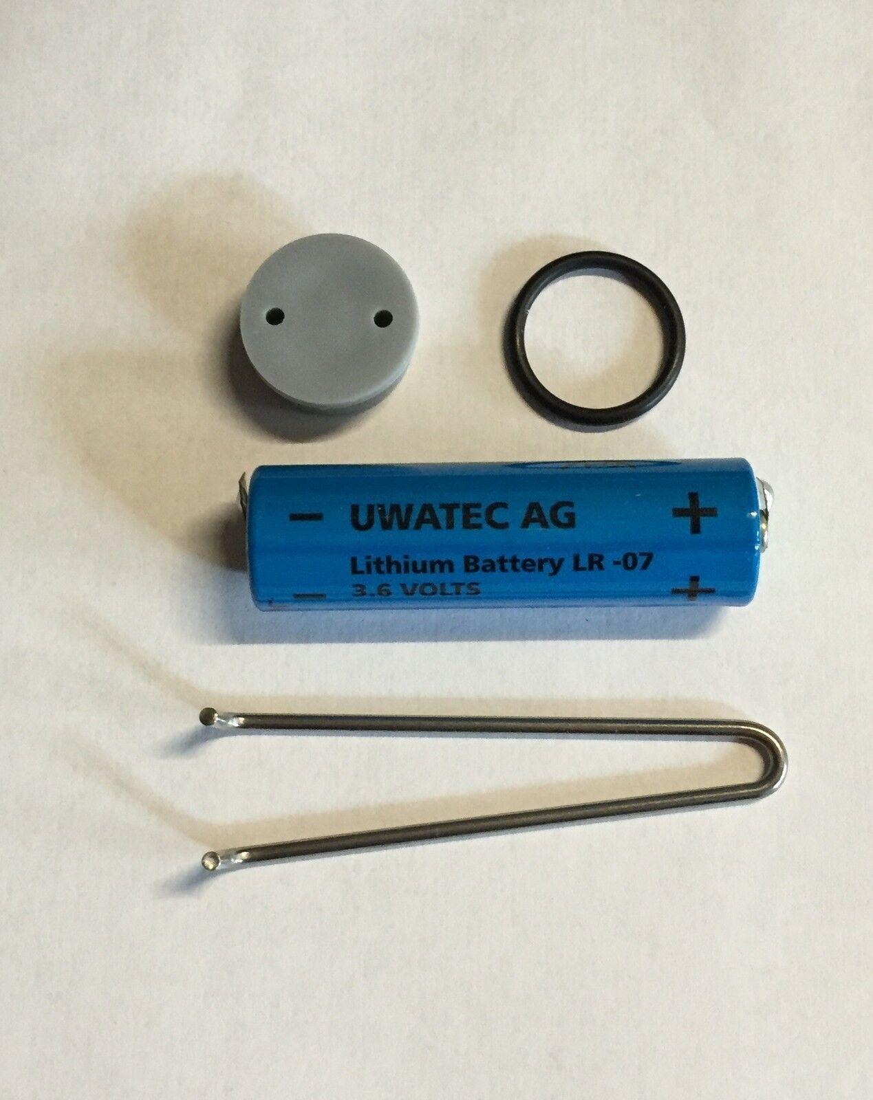 Uwatec Batteriewechselsatz for Aladin pro Tauchcomputer - New