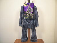 Zombie Costume Monster Rotten To The Core Childrens Size L 10-12 W/ Tags