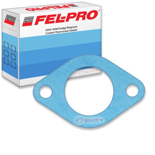 Fel-Pro Coolant Thermostat Gasket for 2005-2008 Dodge Magnum FelPro Engine se