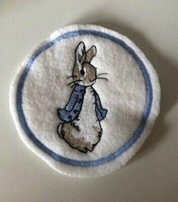 Beatrix Potter Mrs Rabbit sew on motif Knitting//Sewing//Crafts//card making