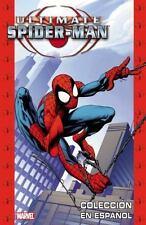 Ultimate Spider-Man Colleccion en Espanol Spanish Edition