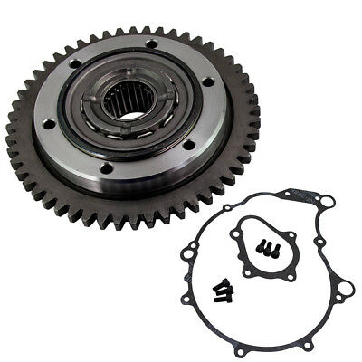 One Way Starter Clutch Gear Bearing Kit For Yamaha Raptor 660R 2001 2002 2003