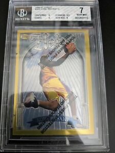 1996-97-Topps-Finest-Kobe-Bryant-Gold-Heirs-Rookie-w-Coating-Lakers-RC-BGS-7
