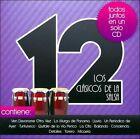 Los 12 Clasicos de La Salsa by Various Artists (CD, Mar-2011, Sony Music Distribution (USA))