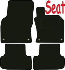 Seat Leon Tailored Deluxe Quality Car Mats 2013-2017