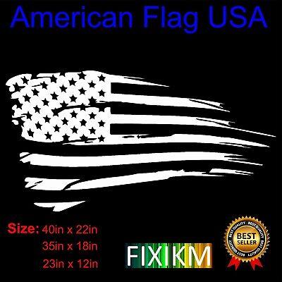 RENEGADE COMPASS American FLAG sticker for JEEP WRANGLER GRAND CHEROKEE Cars