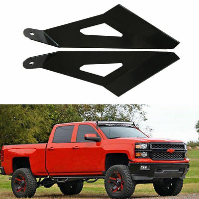 """Roof Mount Bracket For 2014 2015 GM Chevy 50/"""" Curve Light Bar"""