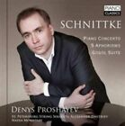 Schnittke: Piano Concerto; 5 Aphorisms; Gogol Suite (CD, Oct-2014, Piano Classics)