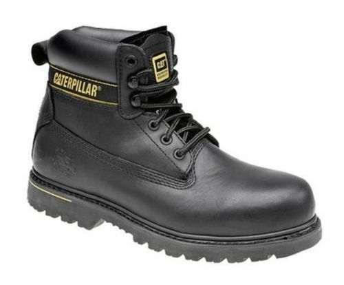 Mens GROUNDWORK CATERPILLAR Safety Steel Toe Cap Shoes Ankle Work Boots Sz 6-13