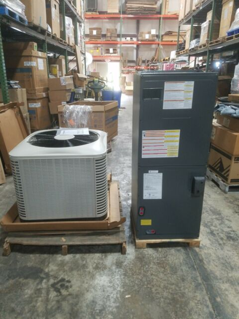 Goodman Gsc130421bb 13 Seer 3 5 Ton R22 Condenser Unit For Central Air System For Sale Online Ebay