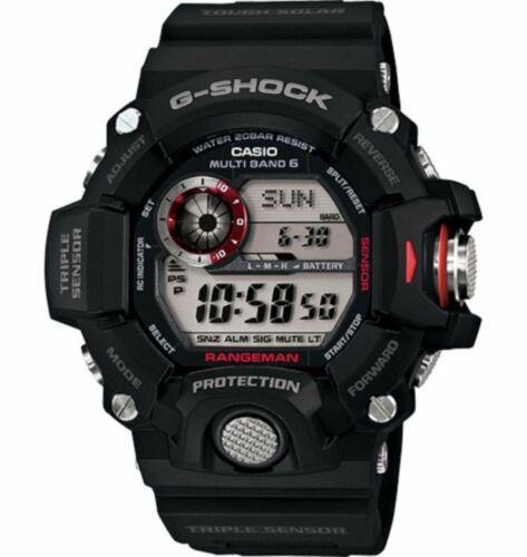 Casio-G-Shock-GW9400-1-Rangeman-Military-Black-Triple-Sensor-Atomic-Watch