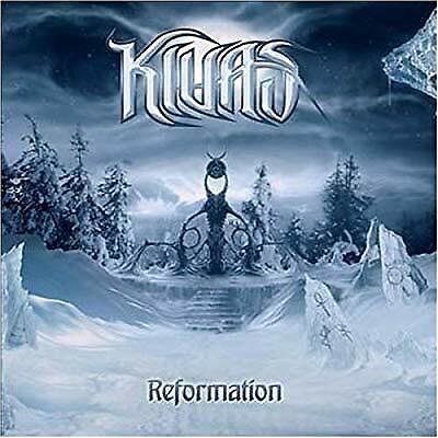 Reformation, Kiuas, Used; Good CD
