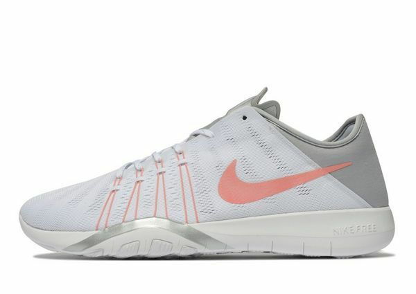 Nike Free TR 6 Filles/Femmes (Variable tailles) blanc Brand New in Box-