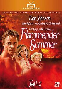Flammender-Sommer-Der-lange-heise-Sommer-alle-2-Teile-2-DVD-Set-NEU-OVP