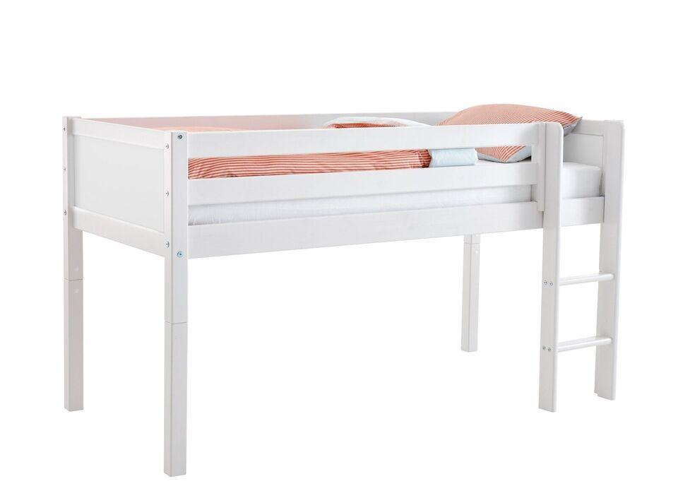 Andet, b: 210 cm, Flexa Basic Nordic halvhøj seng 90x200