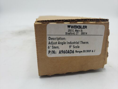 Details about  /Weksler A960AD6