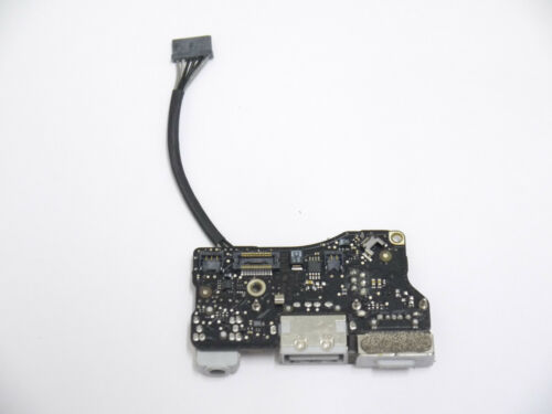 """NEW DC Jack Sound Board and Cable for Macbook Air 13/"""" A1369"""