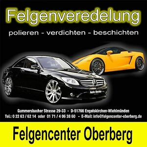 felgen alufelgen reparatur reparieren veredeln vw. Black Bedroom Furniture Sets. Home Design Ideas