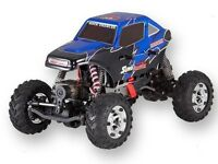 Redcat Sumo Rock Crawler 1/24 Scale 4wd 4ws Electric Offroad Rc Truck Rtr Blu