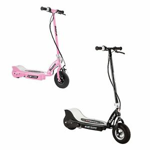 Razor-Electric-Rechargeable-Motorized-Ride-On-Kids-Scooters-1-Black-amp-1-Pink
