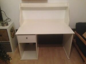 ikea hemnes schreibtisch ebay. Black Bedroom Furniture Sets. Home Design Ideas