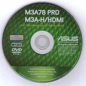DOWNLOAD DRIVERS: ASUS M3A AFUDOS