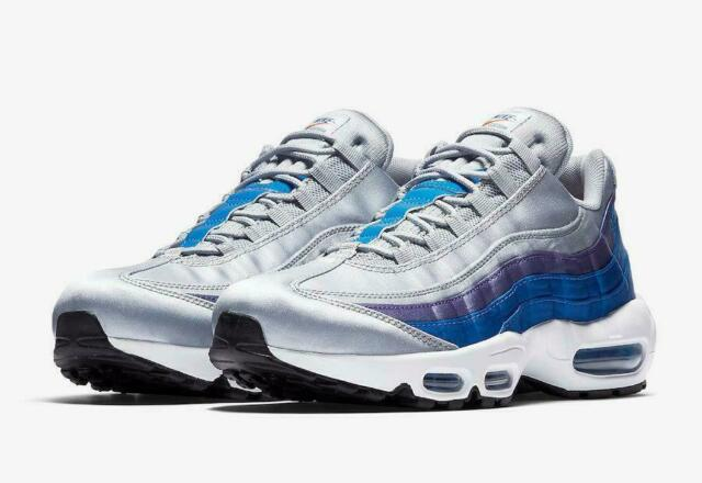 Nike Air Max 95 Grey Blue | CD1529 001